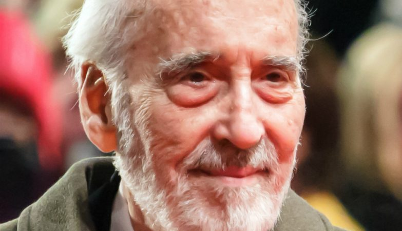 Christopher Lee no festival Berlinale 2013