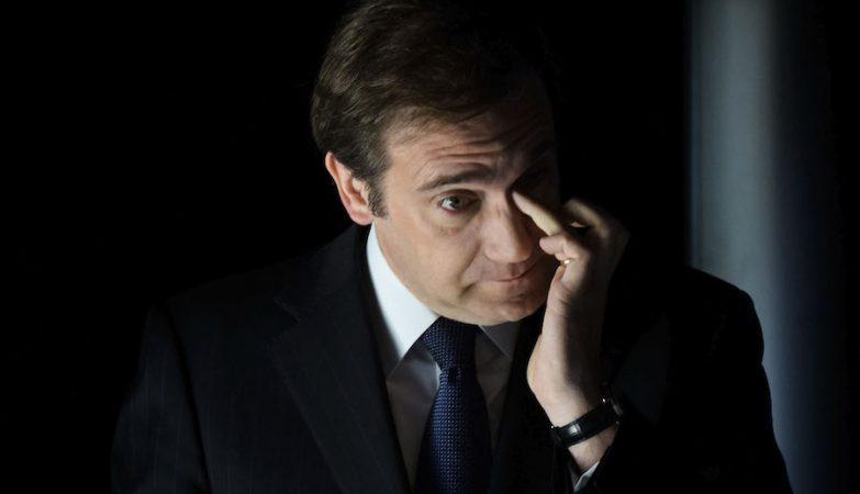 O primeiro-ministro, Pedro Passos Coelho