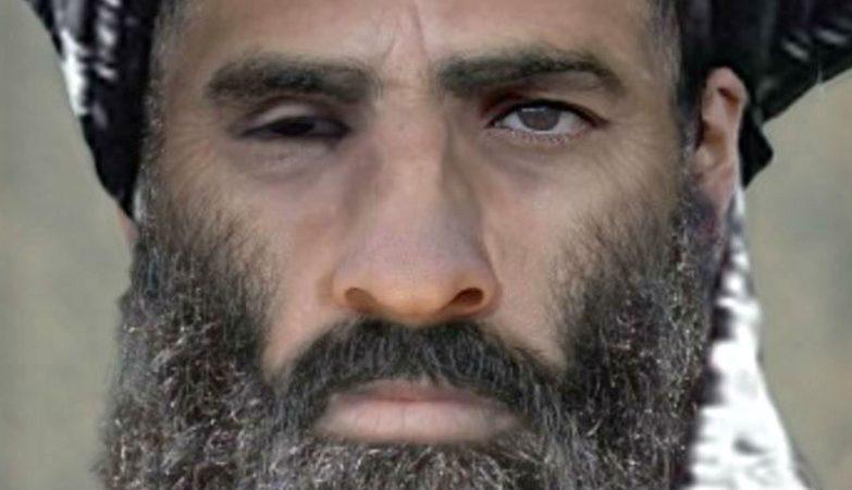 O 'mullah' Omar, líder supremo dos talibãs afegãos
