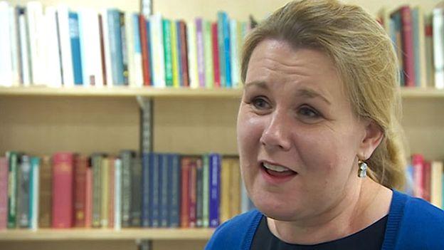 Susan Worrall adianta que a universidade quer nostrar a descoberta ao público