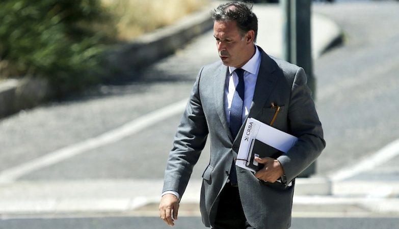 Tiago Rodrigues Bastos, advogado do antigo ministro Armando Vara