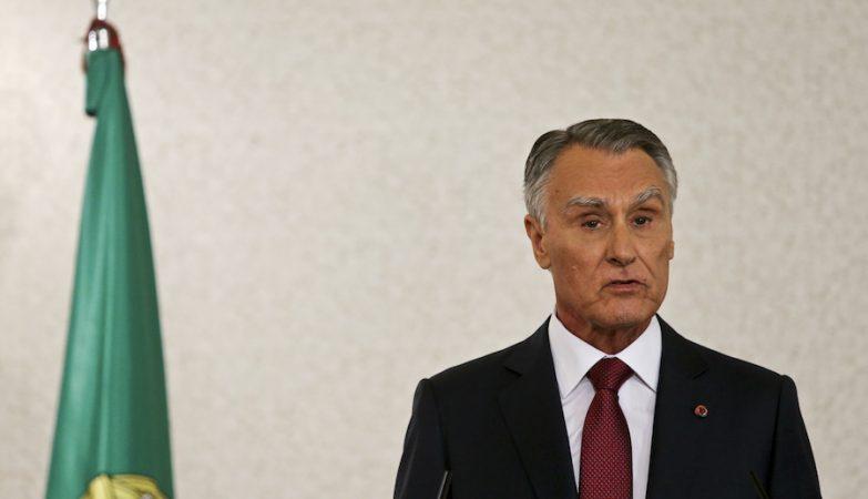 O presidente da República, Aníbal Cavaco Silva, comunica a data das eleições legislativas