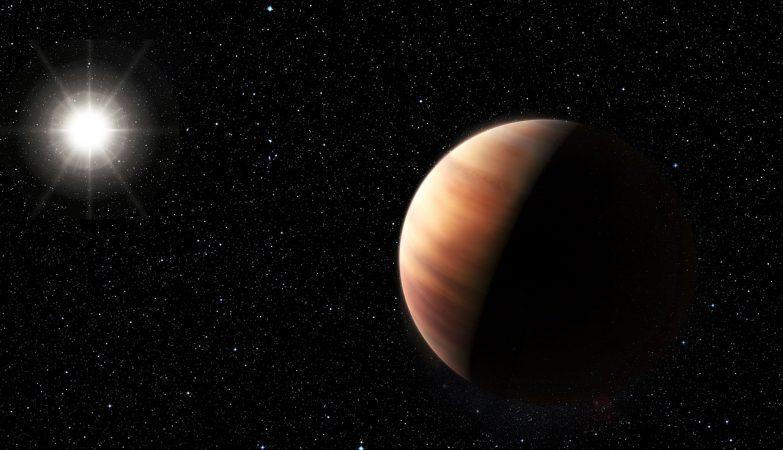 Planeta gémeo de Júpiter a orbitar a estrela HIP 11915