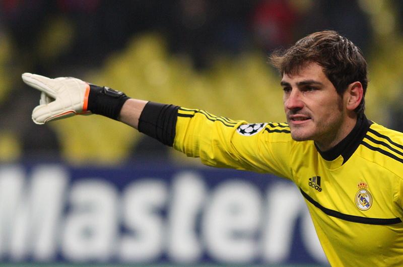 1e4a2e6c06 Iker Casillas a caminho do FC Porto - ZAP