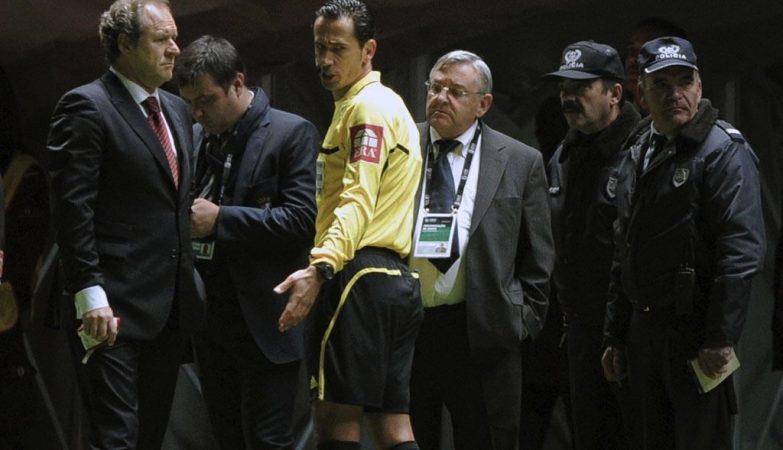 O ex-árbitro Pedro Proença
