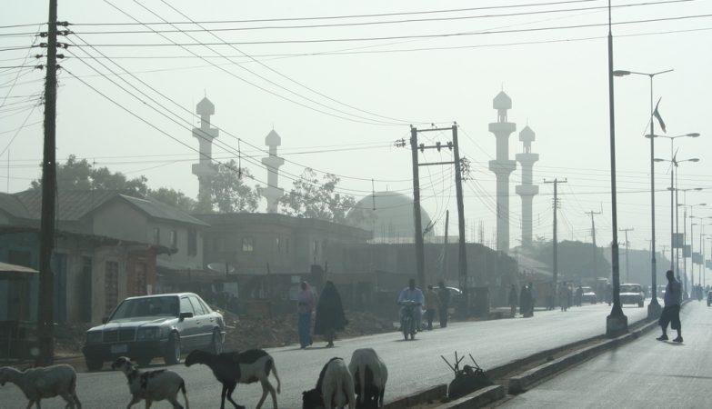 A cidade de Jos, na Nigéria