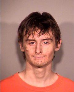Robert Bever, 18 anos, um dos irmãos suspeitos de ter morto a família