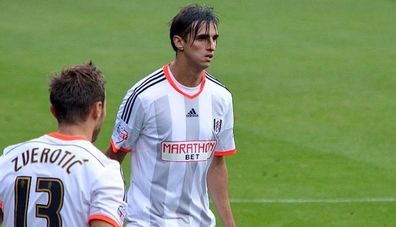 Bryan Ruiz, Fulham FC