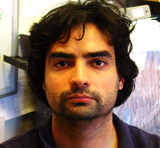 O investigador Miguel Pais Vieira
