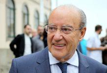 O presidente do FC Porto, Jorge Nuno Pinto da Costa