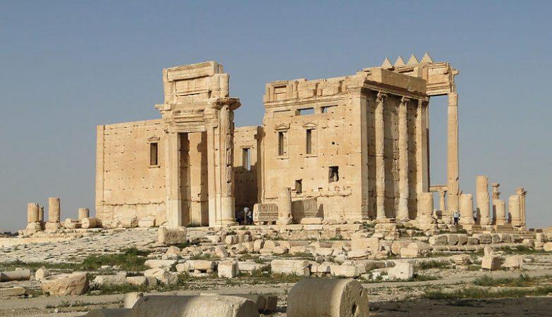 Templo de Baal, em Palmira