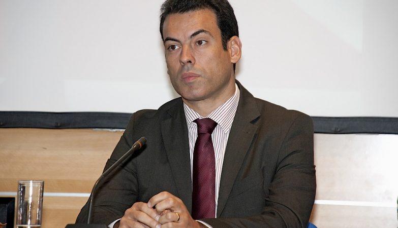 João Maia Rodrigues, bastonário da Ordem dos Notários