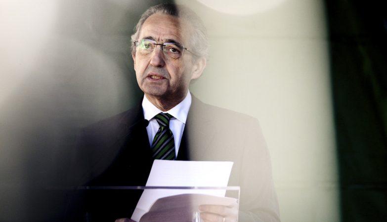 O deputado e ex-presidente do CDS-PP, José Ribeiro e Castro