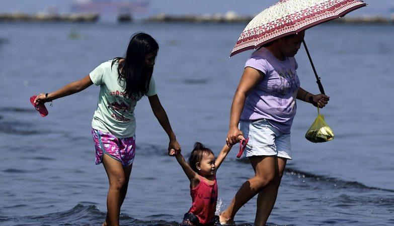 Tufão Soudelor, nas Filipinas, causa inundações