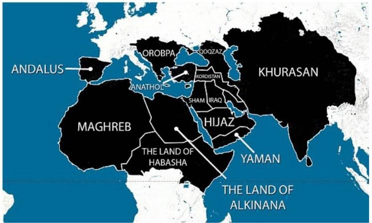 Estado Islâmico prevê controlar Portugal e Espanha até 2020 - ZAP 132018f633c90