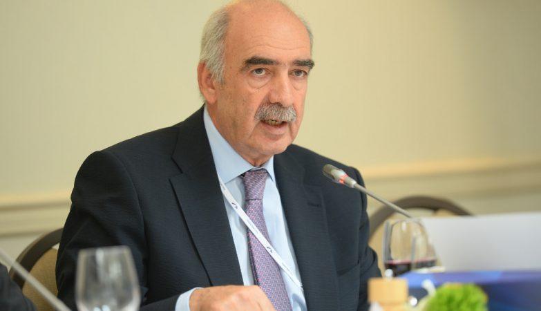 Vangelis Meimarakis, líder da Nova Democracia