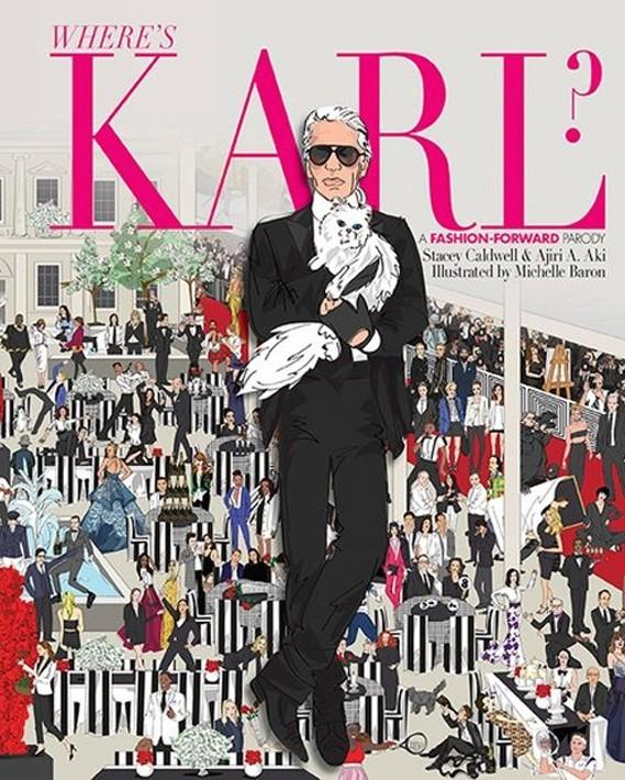 Onde está Karl Lagerfeld?