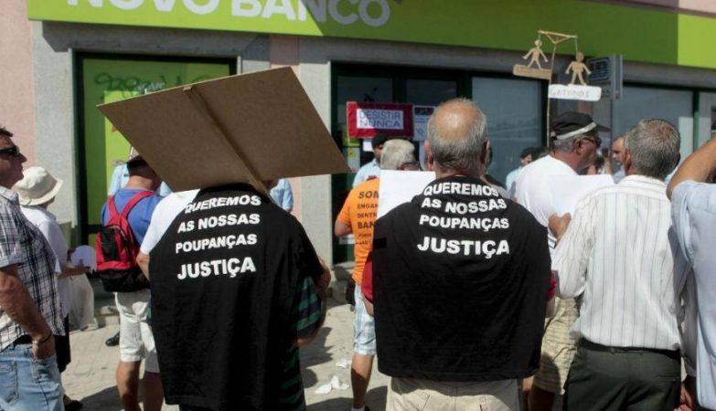Resultado de imagem para Lesados do BES vão processar Banco de Portugal