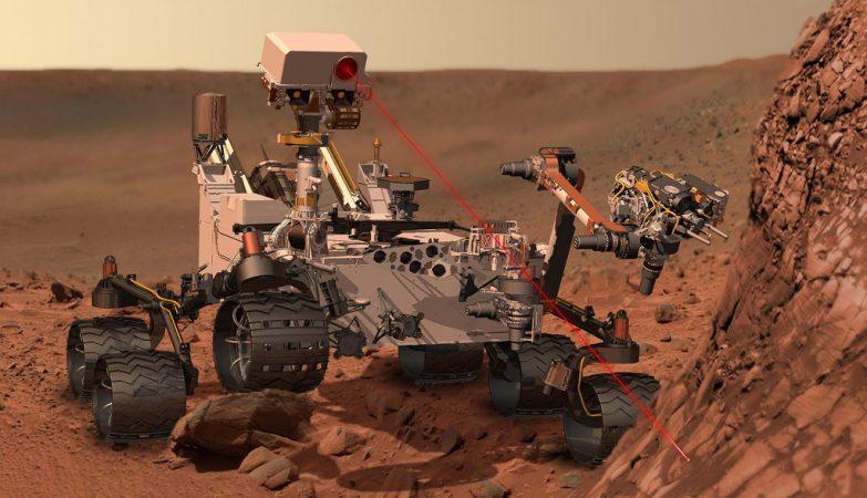 NASA lançou missão espacial rumo ao