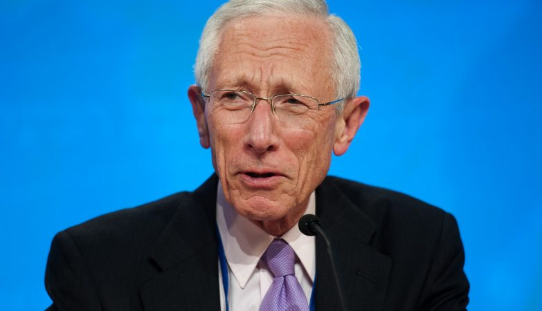 Stanley Fischer, vice-presidente do FED, a Reserva Federal norte-americana