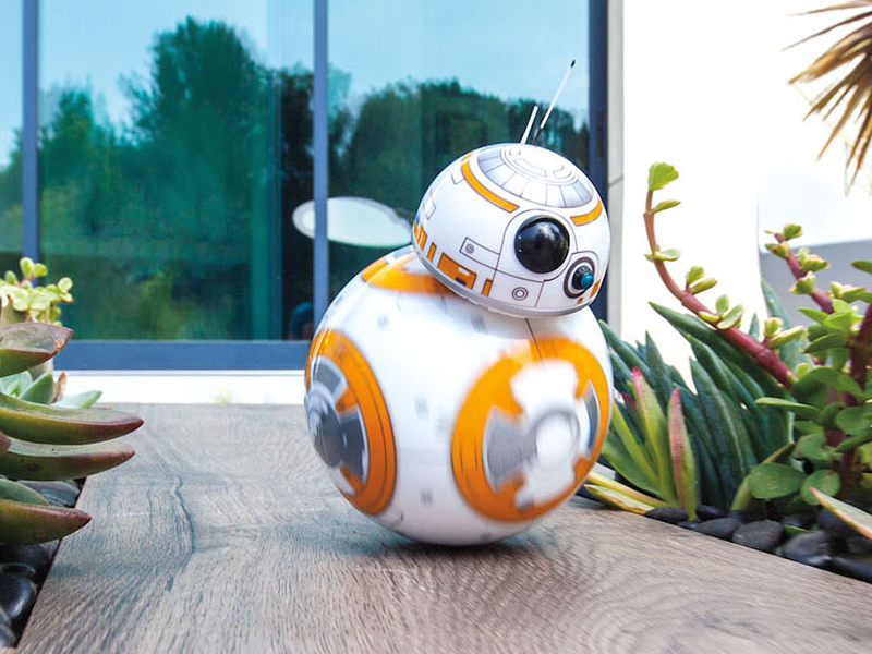 Company that built BB-8 replica will produce robots for military use