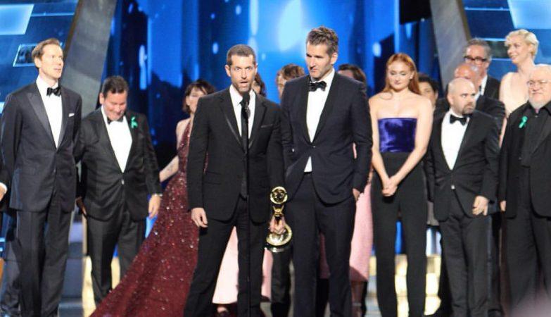 Game of Thrones levou o Emmy de melhor série de drama