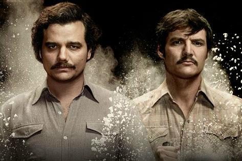 Narcos, uma série do Netflix