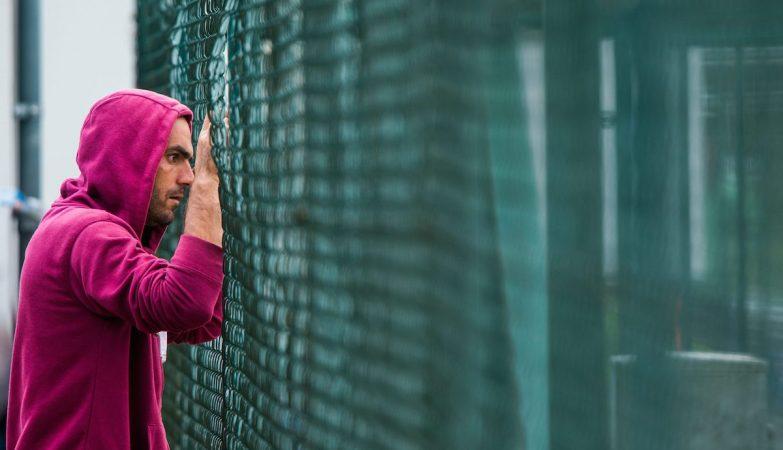 Refugiado sírio em Horst, Alemanha