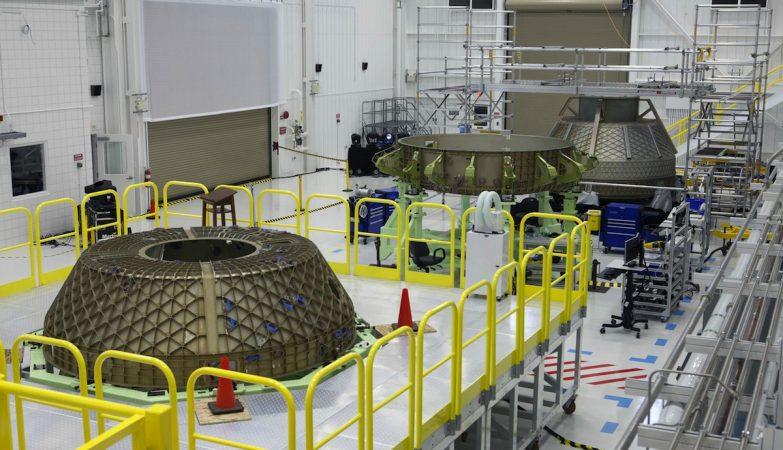 A Boeing irá instalar-se no Centro Espacial Kennedy, na Commercial Crew and Cargo Processing Facility, para preparar o lançamento da Starliner