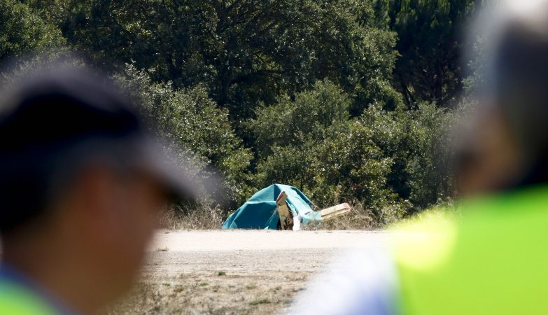 A queda de um ultraleve durante um evento aéreo no Campo de Voo de Ultraleves em Valdonas, em Tomar, provocou a morte dos dois ocupantes