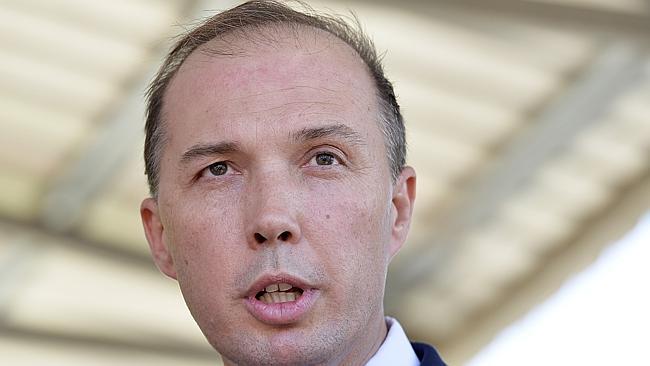 O ministro da Imigração australiano, Peter Dutton