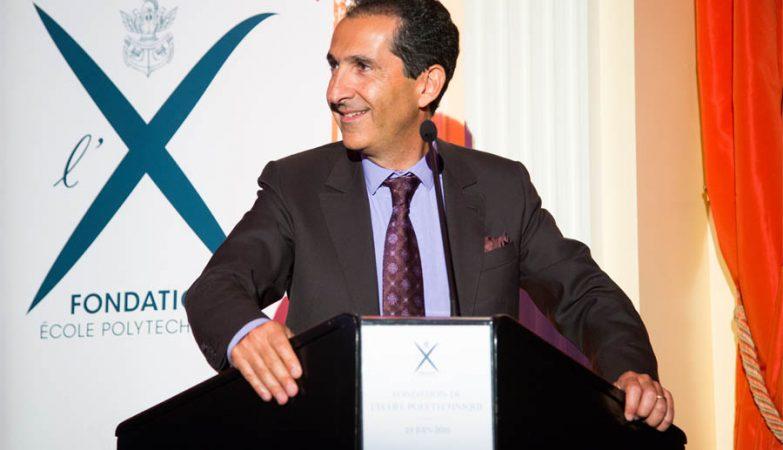 Patrick Drahi, o dono e presidente da Altice
