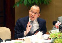 Guo Guangchang, chairman do grupo chinês Fosun