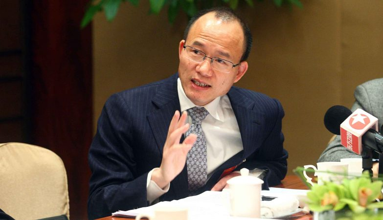 Guo Guangchang, chairman do grupo chinês Fosun