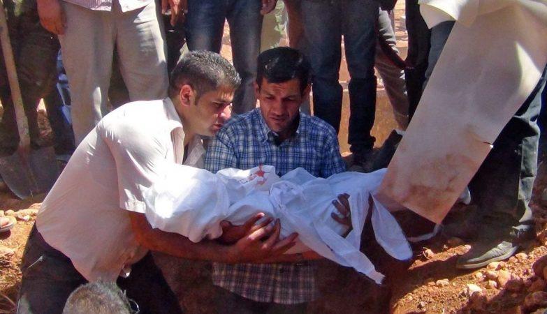 Funeral de Aylan Kurdi, a criança síria que morreu afogada numa praia da Turquia