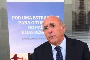 O empresário Sousa Cintra, ex-presidente do Sporting