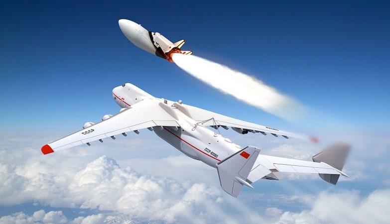 Em 2010 alguns rumores indicavam que a Rússia teria recuperado o seu programa espacial MAKS e estaria a construir um vaivém espacial tripulado baseado no desenho do MAKS-OS (na imagem, lançado por um  Antonov An-225)