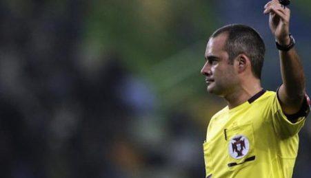 O ex-árbitro de futebol Marco Ferreira