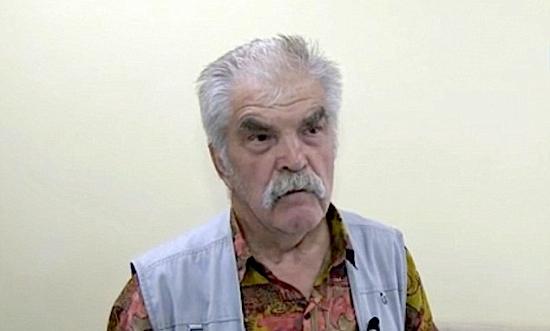 Anatoli Brouchkov, de 58 anos, trabalha com mais energia e não se constipa há 2 anos
