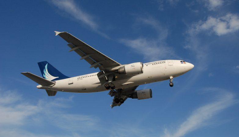 Avião Airbus A310-304 da SATA