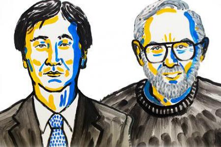 Takaaki Kajita e Arthur B. McDonald, galardoados com o Nobel da Física 2015 pelo seu trabalho com neutrinos