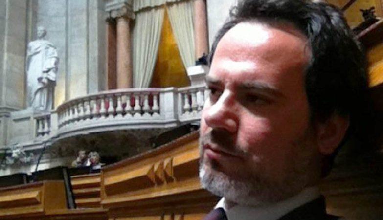 Sérgio Sousa Pinto - Deputado PS