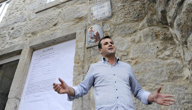 Presidenciais: apresentação da candidatura de Tino de Rans