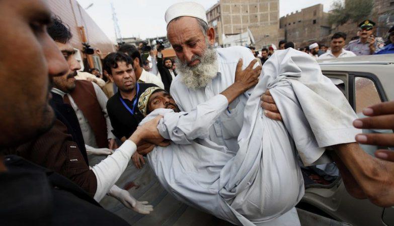 Sismo de 7.7 no Afeganistão, também sentido no Paquistão e na Índia