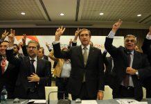 Reunião dos Conselheiros Nacionais do Partido Social Democrata, 6 de outubro de 2015.