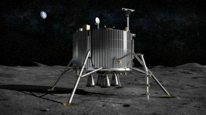 Esta missão será a primeira de uma série para preparar o regresso de humanos à Lua