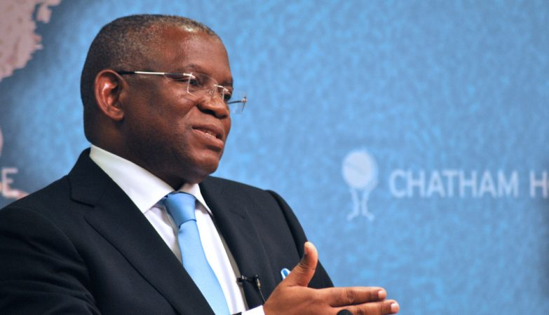 O ministro das Relações Exteriores de Angola, Georges Chikoti