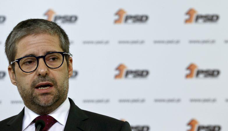 O vice-presidente do Partido Social Democrata (PSD), Marco António Costa