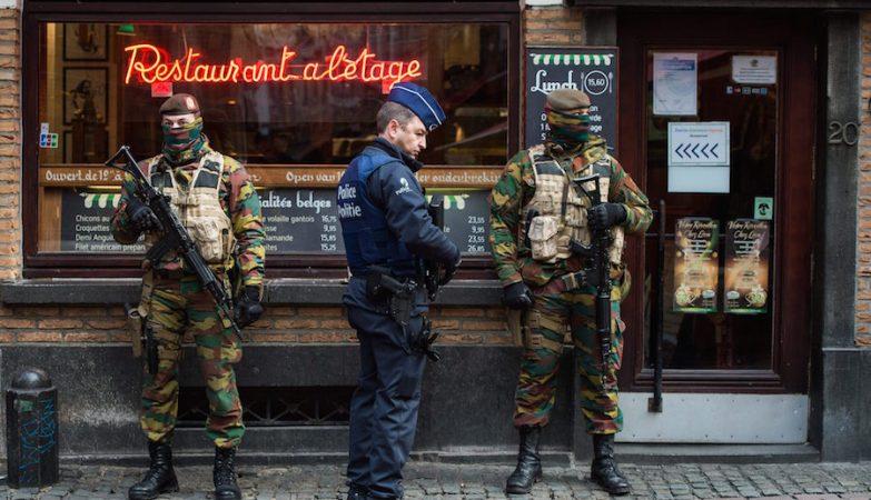 Bélgica mantém-se em alerta máximo devido a ameaças terroristas