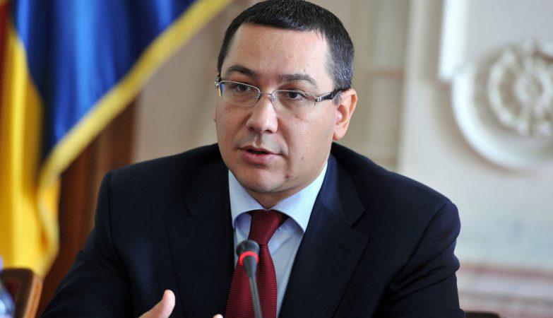 Victor Ponta, Primeiro-ministro da Roménia